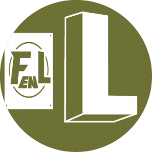 Borden en lettersets door FOLIES en LETTERS