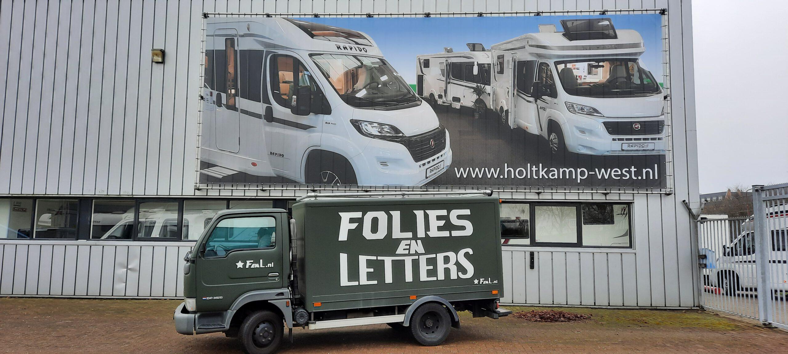 Spandoek Holtkamp Nieuwegein
