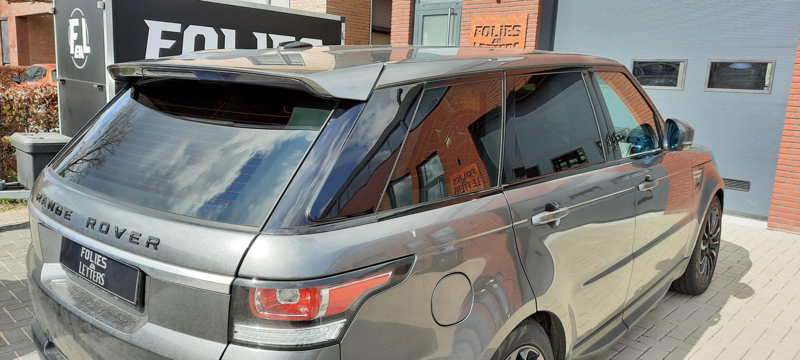 Tinten Range Rover 3